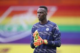 Manchester city footballer benjamin mendy has been charged with rape. Eduoard Mendy Chelsea S Key To Ucl Success