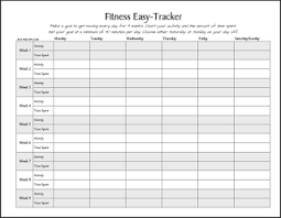 Workout Tracking Sheets - East.keywesthideaways.co