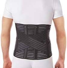 UFEELGOOD Lower Back Brace Lumbar Support Belt - Pain Relief and Correct Posture Large, Amazon.com: