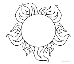 sun coloring page. Beautiful Coloring Free Printable Sun Coloring Pages Intended Page P