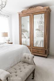 antique armoire furniture. How To Decide Whether Or Not Give Antique Furniture A Makeover/French Armoire - T