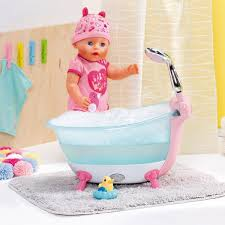 baby born bathtub