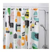 shower curtains. Unique Curtains DOFTKLINT Shower Curtain Multicolor In Curtains