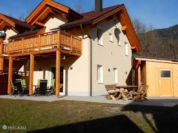 Rent Chalet Edelweiss In Kötschach Mauthen Carinthia Micazu