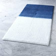 navy bath mat blue bath runner navy bath mat target