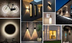 wall lighting ideas. Unique Lighting 7 Outdoor Wall Lights Ideas Everyone Will Like  Homes In Kerala India For Wall Lighting Ideas I