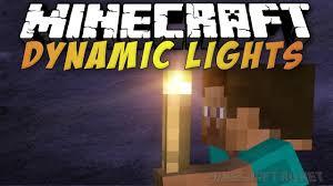 Minecraft 1 12 2 Dynamic Lights Dynamic Lights 1 9 Mods Mc Pc Net Minecraft Downloads