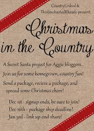 Christmas In The Country \u2013 A Gift Exchange « COUNTRY LINKed
