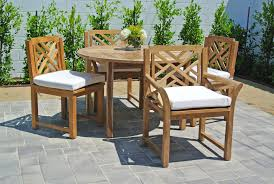 Teak Outdoor Dining Furniture Teak Outdoor Furniture