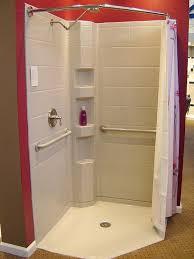 corner shower ideas curtain. Wonderful Shower In Corner Shower Ideas Curtain T