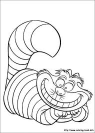 Small Picture Coloring Pages Alice In Wonderland Alice in wonderland coloring