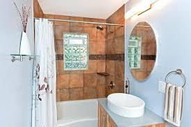 showers glass block window in shower glass block windows with