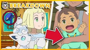 Ash Returns to Alola!   Pokemon Journeys Episode 37 Breakdown - All  References & Details You Missed! - YouTube