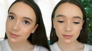 minimal makeup tutorial for s fresh affordable fast fionafrills