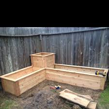 Small Picture The 25 best Raised flower beds ideas on Pinterest Raised beds
