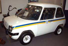 first electric motor car. 1974 Enfield 8000 Electric Motor Car The First Electrically Self-powered  In South Africa T