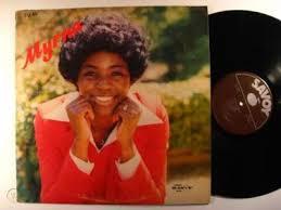 MYRNA SUMMERS Myrna SAVOY LP soul funk HEAR | #166655098