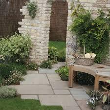 garden paving ideas garden patio slab