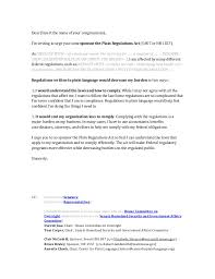 Sample Letter For Business Owners And Organizational Leaders Asking Y
