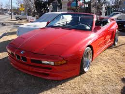 All BMW Models 850 bmw : Beware of Shark! History of BMW 8-series.