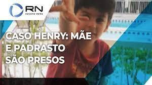 Caso Henry: mãe e padrasto são presos no Rio de Janeiro - YouTube