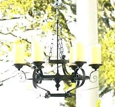 non electric chandelier outdoor candle chandelier lighting home lighting design ideas outdoor candle chandelier non electric non electric chandelier