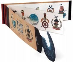 набор моющихся татуировок Londji для детей пираты