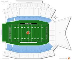 Apogee Stadium Club Level Football Seating Rateyourseats Com