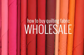 How to Buy Quilting Fabric Wholesale - whileshenaps.com & How to Buy Quilting Fabric Wholesale Adamdwight.com