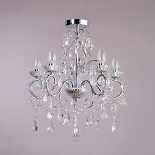 nice bathroom chandeliers crystal vara light bathroom chandelier
