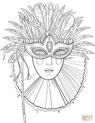 Carnaval Maskers Kleurplaten Krijg Duizenden Kleurenfotos Van De