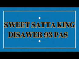 2016 Disawar Chart Videos Matching Sweet Satta King Satta King Record Chart