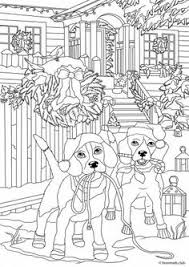 Small Picture Steampunk Christmas Adult Coloring Page Steampunk Christmas