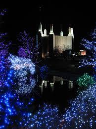 Mormon Tabernacle Washington Dc Christmas Lights Washington Dc Lds Temple Mormontemple Ldstemple