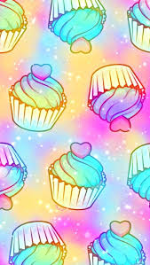 Cute Cupcake Wallpaper Cocoppa Wallpaper In 2019 Cupcakes