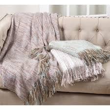 Faux Mohair Throw Blanket