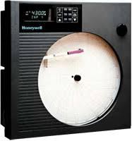 Honeywell Dr4300 Series Digital Circular Chart Recorder Circular Chart Recorders Honeywell Recorders