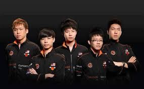 orange esports dota 2 team darlings of the international 3