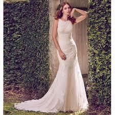 <b>Verngo Mermaid</b> Wedding Dress Boho Ivory Lace <b>Appliques</b> ...