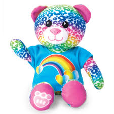 Image result for rainbow bear