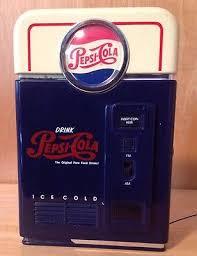1980 Pepsi Vending Machine Interesting VINTAGE PEPSI VENDING Machine Radio AMFM 4848 PicClick