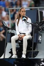 Being a popular tennis umpire, marijana veljovic hasn't revealed her exact birthday and age. Chair Umpire Marijana Veljovic Wiki Age Married Bio Australian Open Australian Open Female Athletes International Tennis Federation