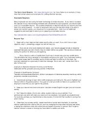 What Is A Functional Resume Format New Resume Skills Summary