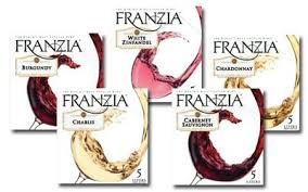 No Shame Franzia Winery All Their Wines Are Gluten Free