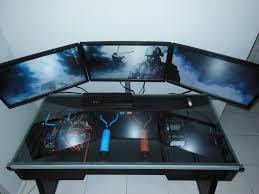 epic custom pc desk