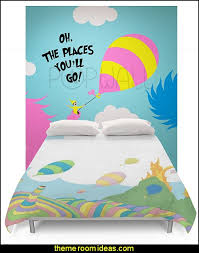 dr seuss bedding wall decals wall sticker dr seuss characters oh the places you on dr seuss oh the places youll go wall art with decorating theme bedrooms maries manor dr seuss theme bedroom