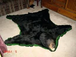 bear skin rug bear hide rug photo 1 of 5 real bear skin rug bytes beautiful bear skin rug
