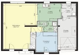 Plan De Maison Moderne Etage