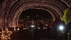 Portland International Raceway Christmas Lights Bike The Lights Winter Wonderland At Pir