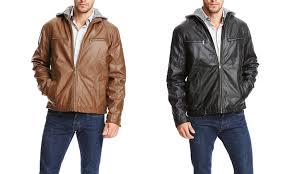 Yoki Size Chart Yoki Mens Outerwear Jackets Groupon